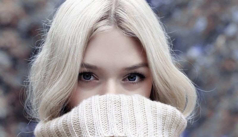 Tips για λαμπερό πρόσωπο το χειμώνα